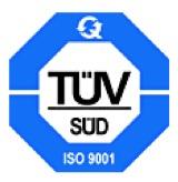 arbeit-ruft.de ist TÜV Zertifiziert - ISO 9001